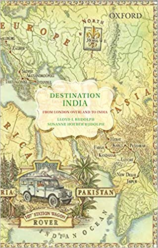 Destination India: From London Overland to India