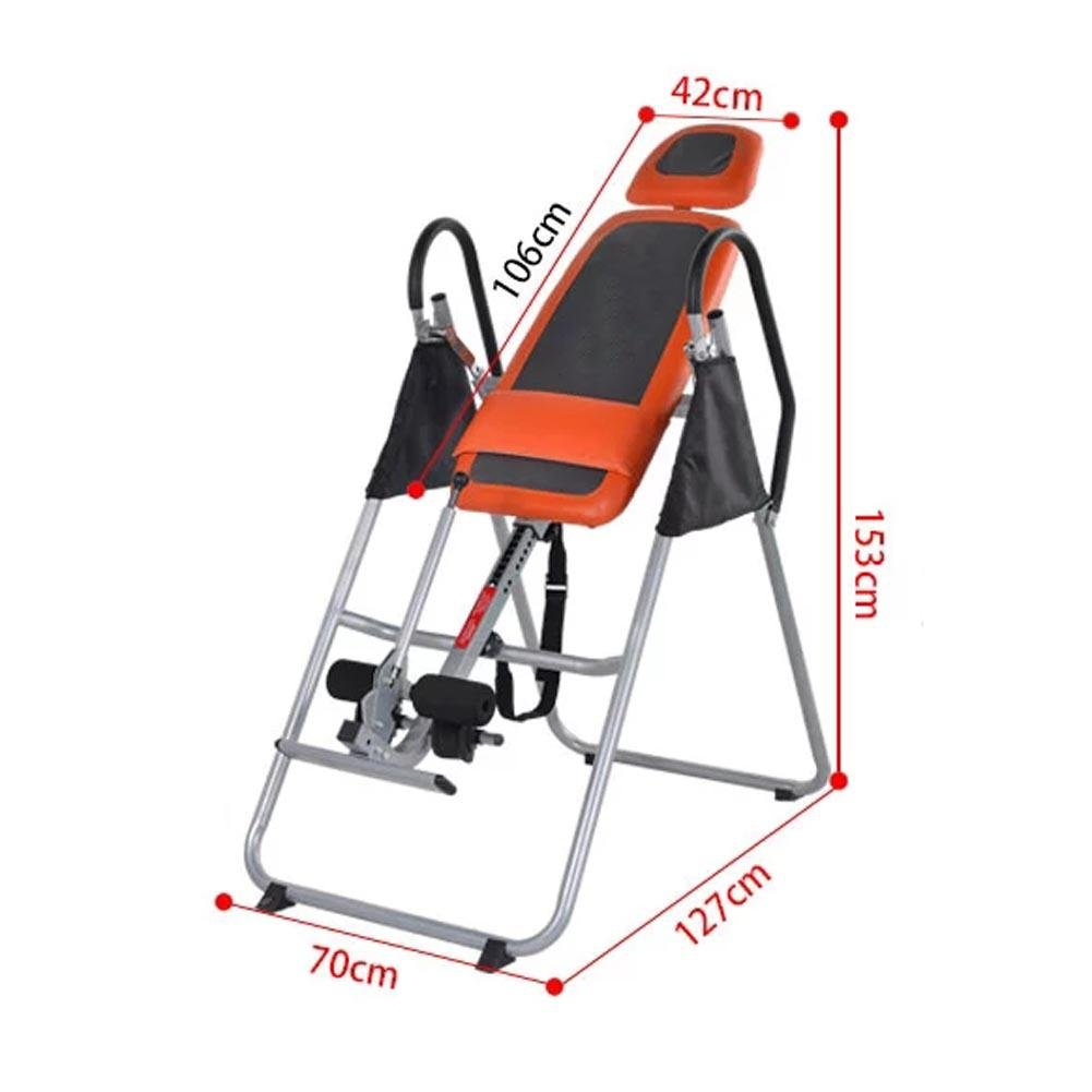 QAZSE Gravity Inversion Therapy Table, Fitness, Backache, Relieve, Relax, Abdomen, Increase, Stress Reliever by QAZSE (Image #7)