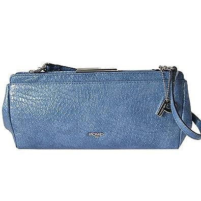 75b574fdaebce Picard Damenhandtasche NORMA Clutch Blau  Amazon.de  Schuhe ...