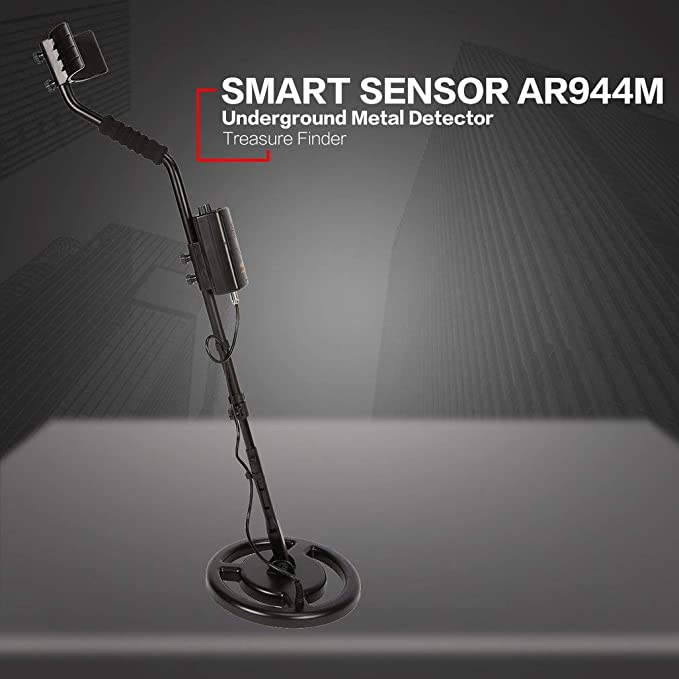 SMART SENSOR AR944M Professional Underground Metal Detector Adjustable Gold Silver Finder Treasure Tracker Seeker 1.8m Depth - - Amazon.com