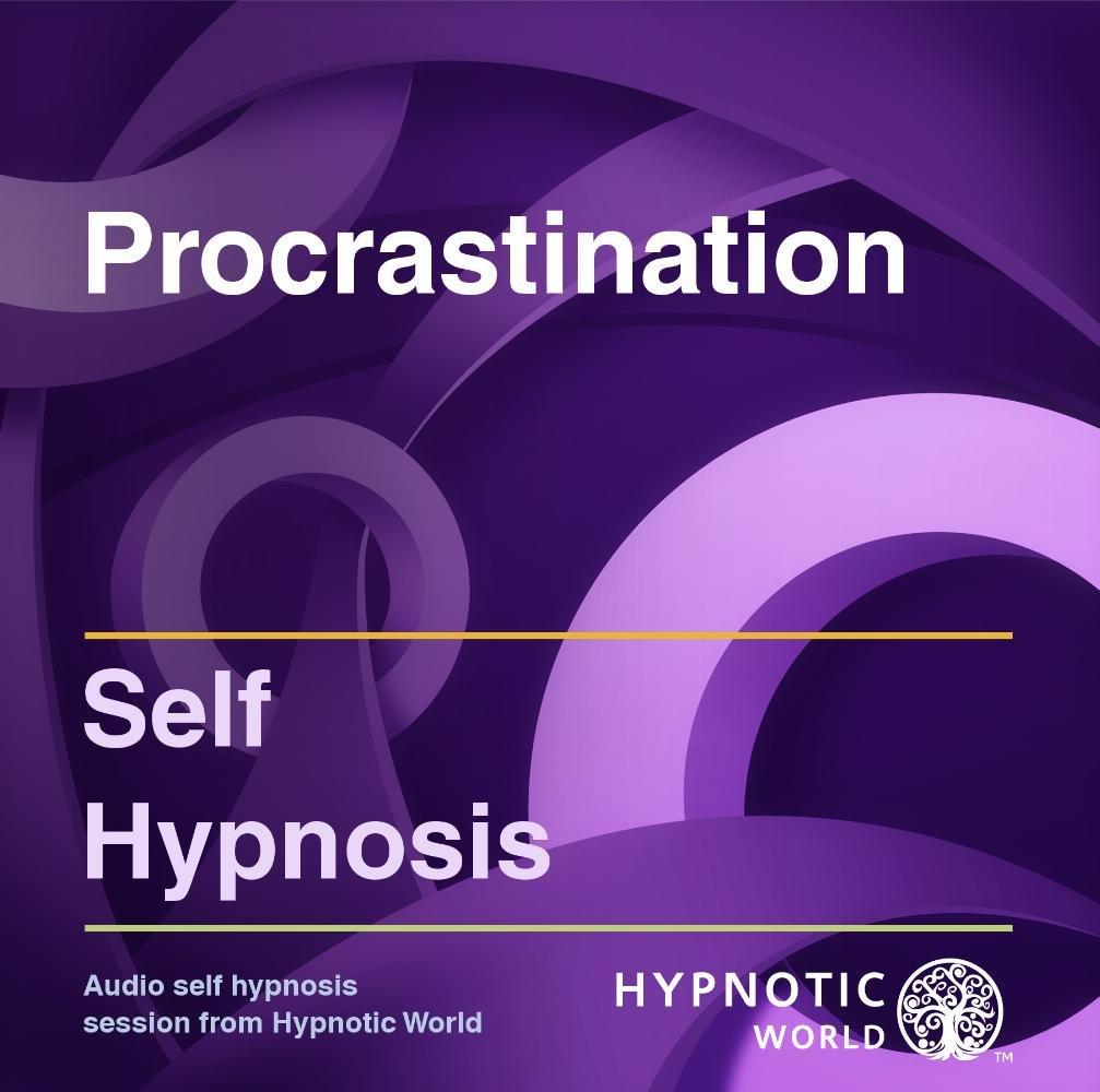 Faith Waude DHP Acc  Hyp  - Procrastination Hypnosis CD