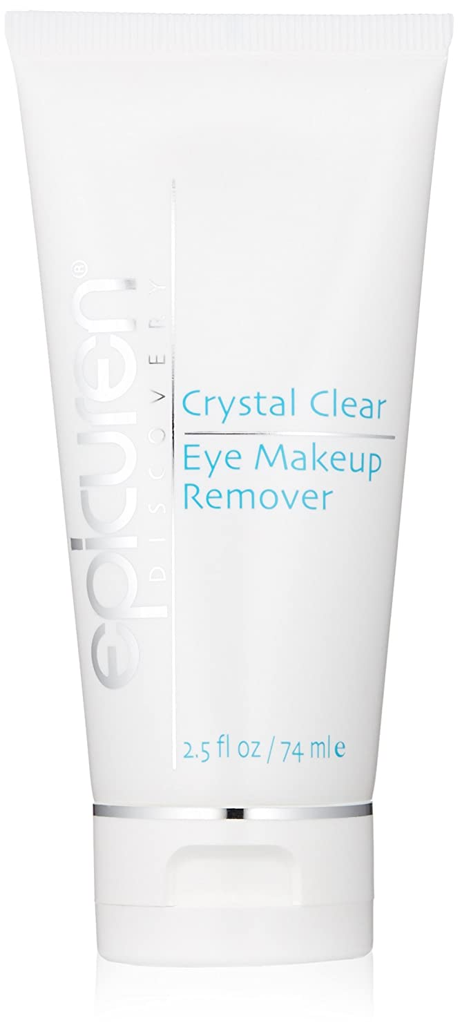 Epicuren Discovery Crystal Clear Eye Makeup Remover, 2.5 oz. C290-2
