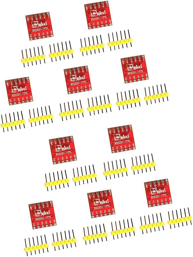 Sdenshi 10pcs Mini Logic Level Converter Elektronik