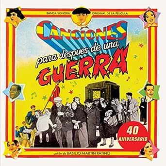 Canciones para Después de una Guerra (Banda Sonora original de la ...