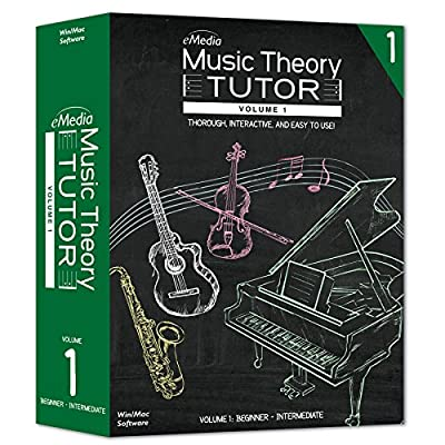 eMedia Music Theory Tutor, Volume 1