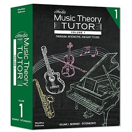 eMedia Music Theory Tutor, Volume 1