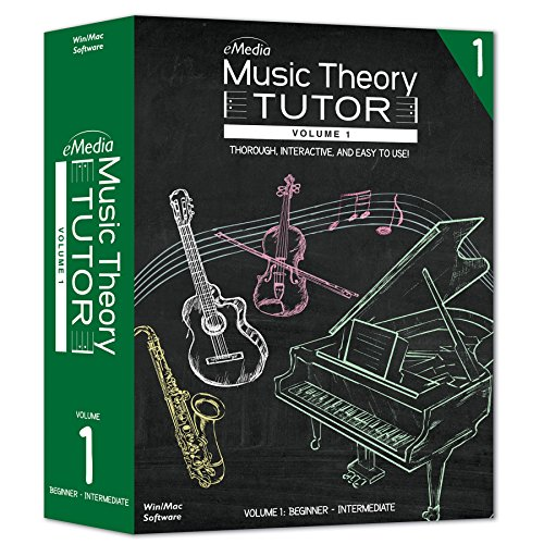 eMedia Music Theory Tutor, Volume 1 by eMedia