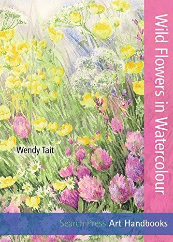 Art Handbooks: Wild Flowers in Watercolour