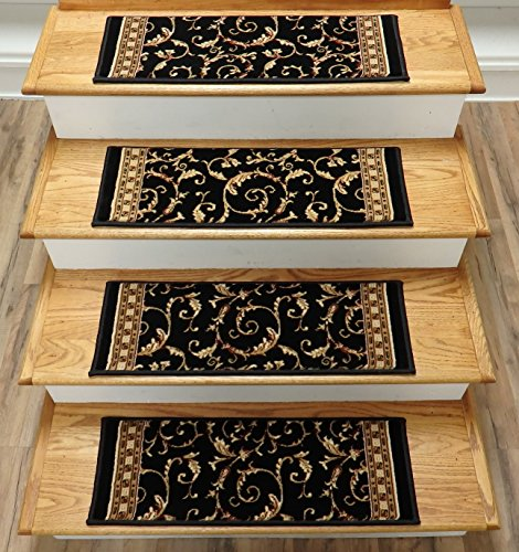 179613   Rug Depot Traditional Oriental Carpet Stair Treads   Set Of 13 Stair  Treads 26
