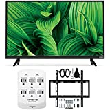 "Vizio D39hn-E0 D-Series 39"" Class Full-Array LED TV w/ Flat Wall Mount Bundle includes TV, Slim Flat Wall Mount Ultimate Kit and 6 Outlet Wall Tap w/ 2 USB Ports"