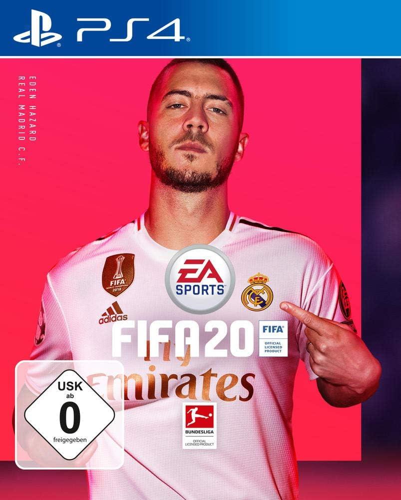 FIFA 20 - Standard Edition - PlayStation 4 [Importación alemana]
