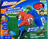 Banzai Mega Boxing Gloves with TWO Pairs of Gloves!