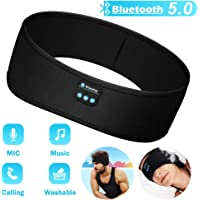 SYIHLON Soft Sleeping Bluetooth 5.0 Wireless Music Sport Headband