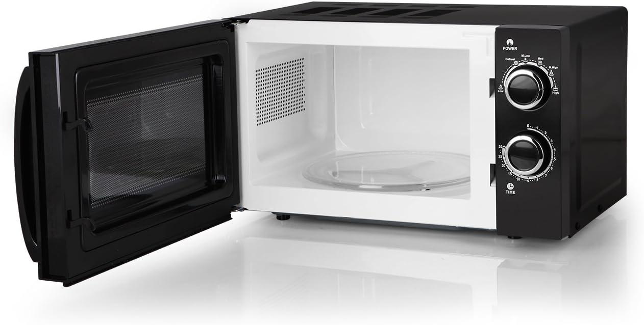 Orbegozo MI 2017 - Microondas sin grill (700 W de potencia, 20 L ...