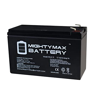 Mighty Max Battery 12V 9AH Battery for Razor EcoSmart Metro Electric Scooter Brand Product : Sports & Outdoors