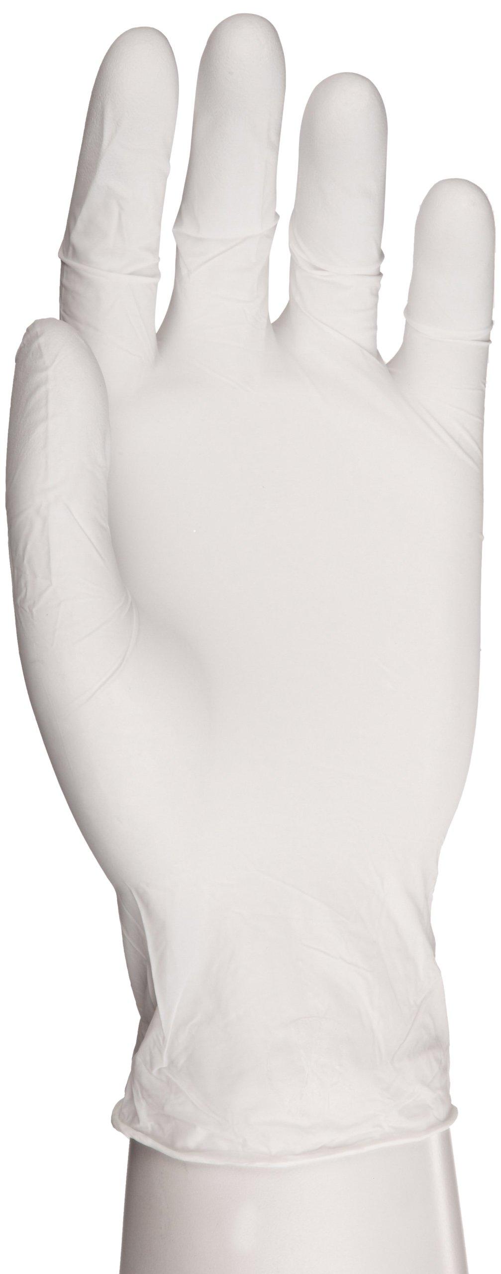Aurelia Quest Nitrile Glove, Powder Free, 9.4'' Length, 3.5 mils Thick, X-Large (Pack of 1000) by Aurelia (Image #2)