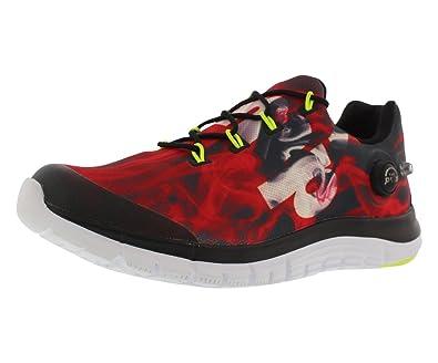 Reebok Zpump Fusion Flame Running Men's Shoes Size 11.5