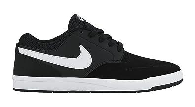 Herren SB Fokus Sneaker, Schwarz (Black/White), 44 EU Nike