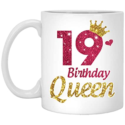 19th Birthday Girl Teens