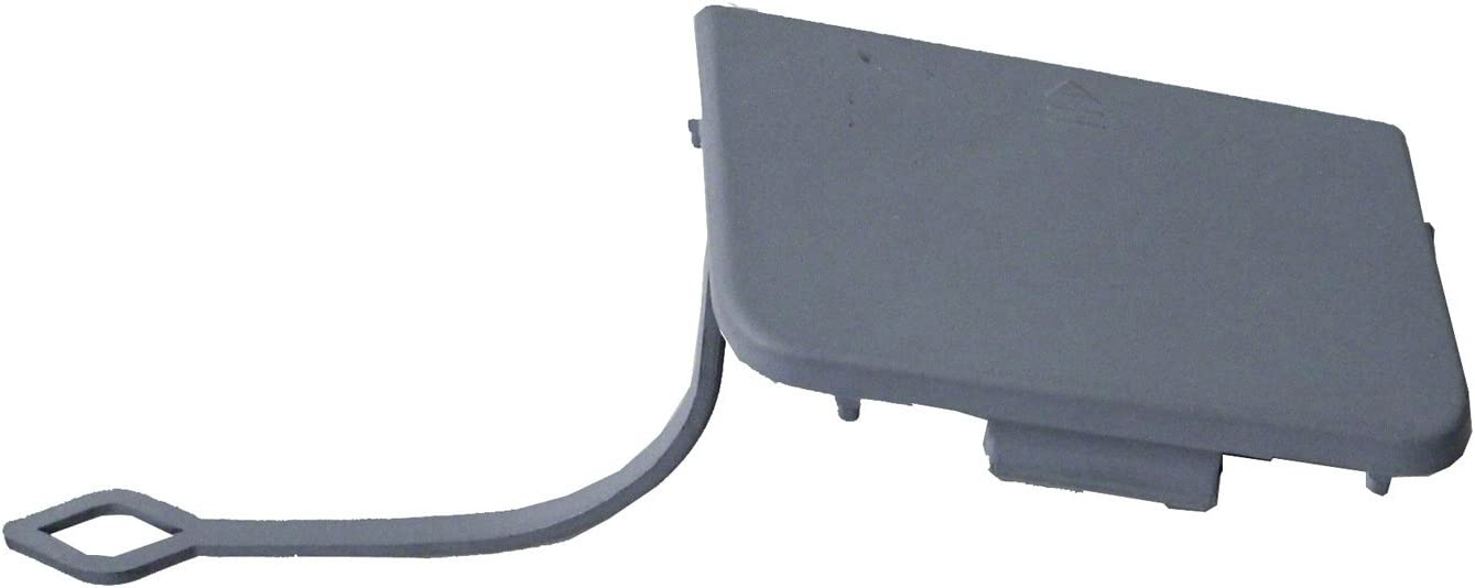 CPP Front Tow Hook Cover for 08-11 Mercedes-Benz C300 C350
