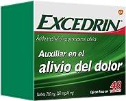 Excedrin, Dolor de Cabeza, 48 Piezas