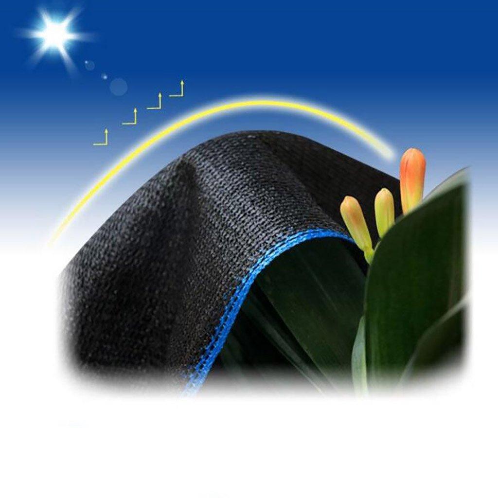 YMXLJF Schattierungsnetz, Verschlüsselung Verdickung Sonnennetz Sonnenschutzdämmung Sonnenschutzdämmung Sonnenschutzdämmung Schatten Netzwerk Polyethylen Außendämmung Netz Blockieren Sie 70% der UV-Strahlen B07P1YDB19 Zeltplanen Gewinnen Sie das Lob der Kunden 626022