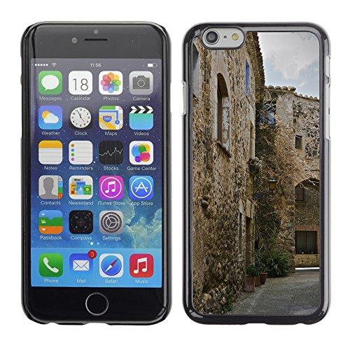 """Premio Sottile Slim Cassa Custodia Case Cover Shell // F00030741 ancienne ville // Apple iPhone 6 6S 6G 4.7"""""""