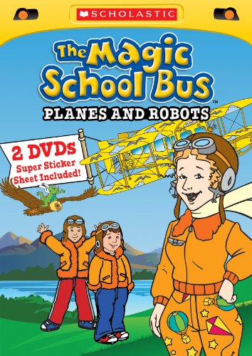 The Magic School Bus: Planes and - Dvd English Magic