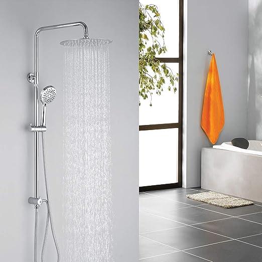 Columna de ducha baã±os 10
