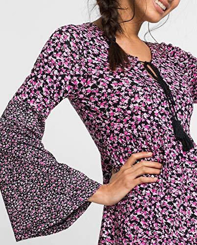 Jumper a Autunno Manica Shirts e Lunga Moda Maglioni Stampa Tops Maglie Nuovo Donne Primavera Casual T Maglietta nP0xHnwqS