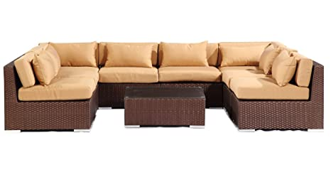 Amazon.com: Muebles de jardín al aire última intervensión ...