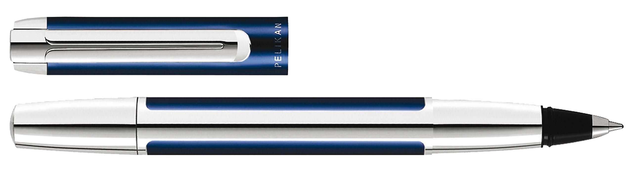 Pelikan R40 Pura 954941 Rollerball Blue Silver by Pelikan (Image #1)