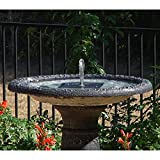 Smart Solar Aquanura Solar Birdbath Bubbler