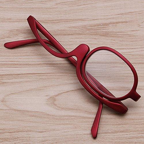 5 Glasses General Lecture 2 Magnifying Pliantes Cosmetic En Lunettes Verre Pennyninis Noir De R350 ZPwSFfq