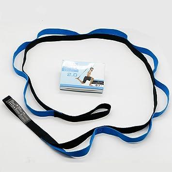 MianBaoShu Cinturón de fitness yoga flexibility Stretch ...