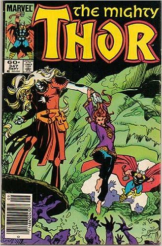 Gratis para descargar ebooks para kindleThe Mighty Thor #347 in Spanish PDF ePub MOBI