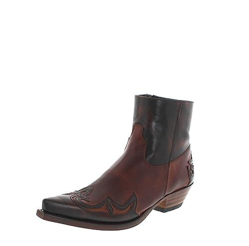 Sendra Boots14379 - Botas De Vaquero Hombre , color marrón, talla 40 EU