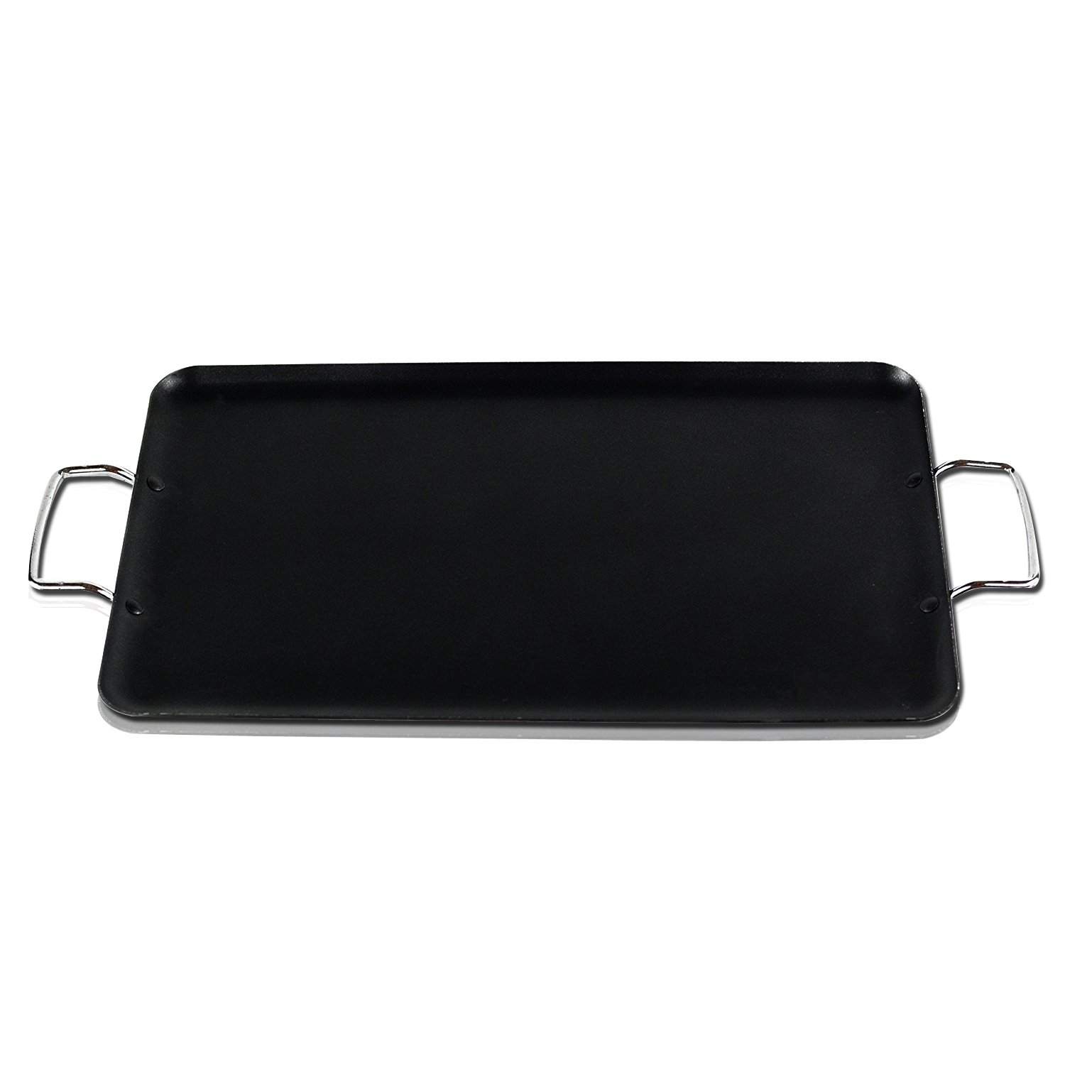 Gourmet Chef JL-148 Non-Stick Griddle Pan, 19-Inch by Gourmet Chef [並行輸入品]   B00LJN4HT2