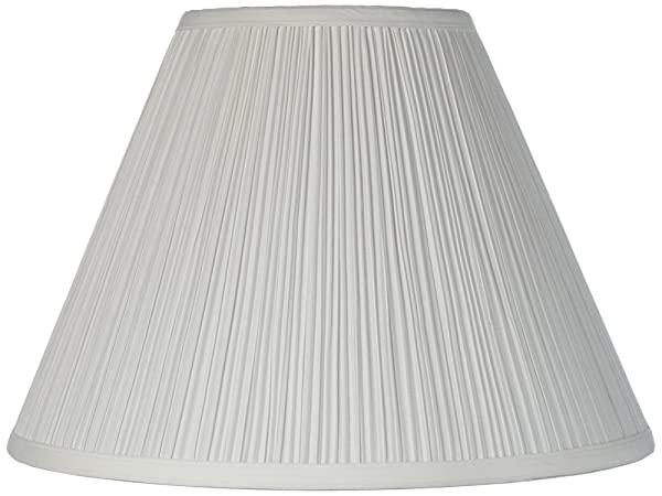 Brentwood Antique White Lamp Shade 6.5x15x11 (Spider) - Lampshades ...