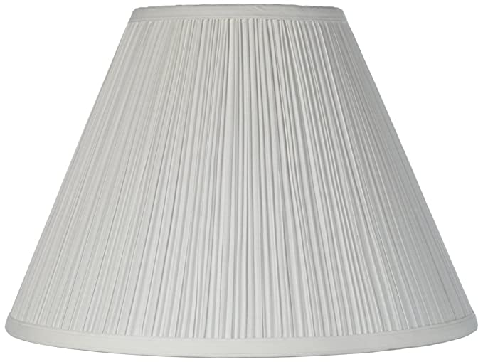 Brentwood Antique White L& Shade 6.5x15x11 (Spider)  sc 1 st  Amazon.com & Brentwood Antique White Lamp Shade 6.5x15x11 (Spider) - Lampshades ...
