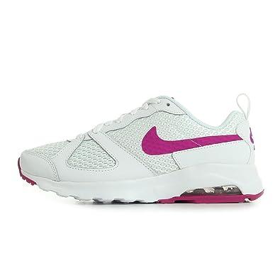 Womens Shoes Nike Air Max Muse White/Fuchsia Flash