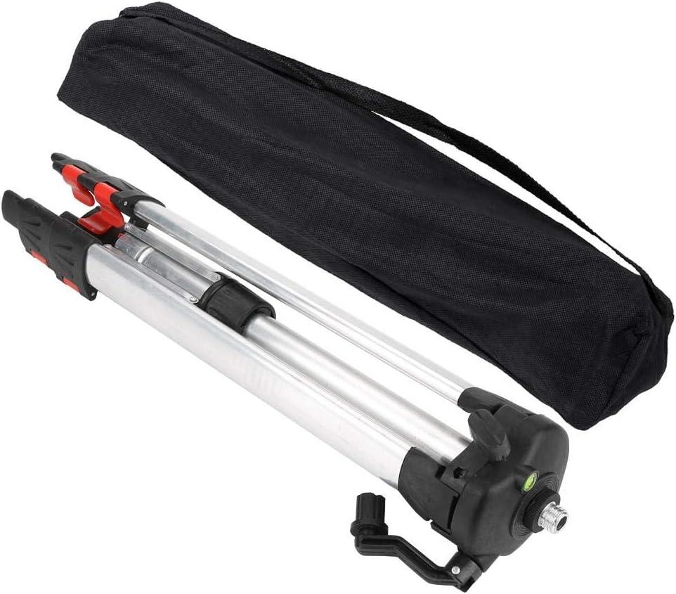 Tr/épied flexible portable tr/épied nivelle tr/épied l/éger extensible jusqu/à 1,2 m pour outil de mesure automatique du niveau auto-nivelant.