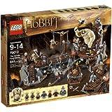 LEGO The Hobbit The Goblin King Battle