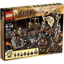 LEGO The Hobbit The Goblin King Battle