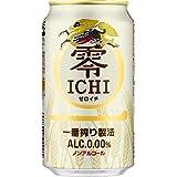 キリン 零ICHI ノンアルコール 350ml×24本