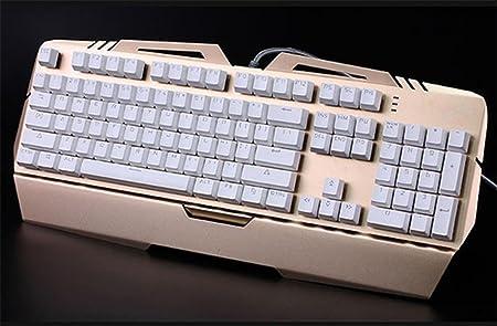 101 brillante color verde axis Juego Máquina Metal teclado ...