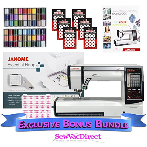 janome 12000 sewing machine - 2