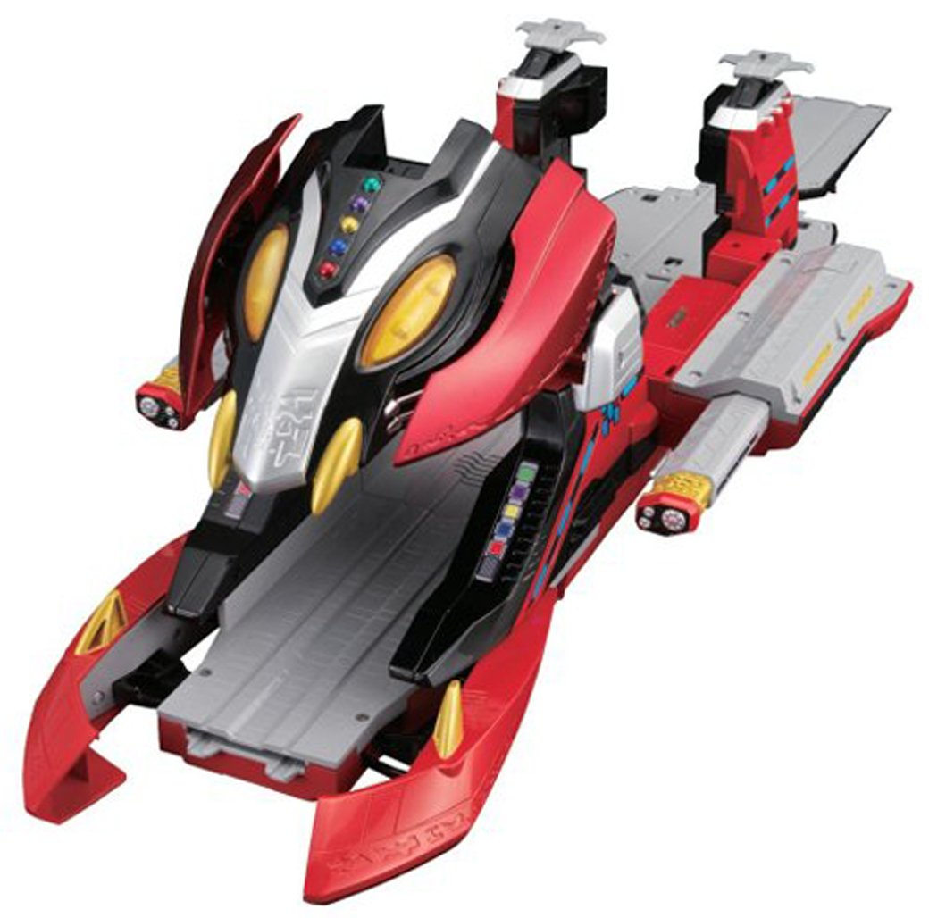 Kamen Masked Rider Den-O Action Liner Series 11 DX King Liner