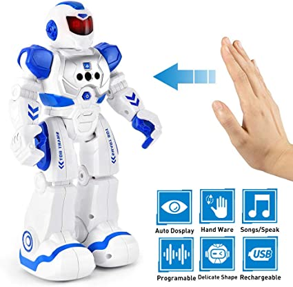 Intelligent Programmable Dancing Robot 9