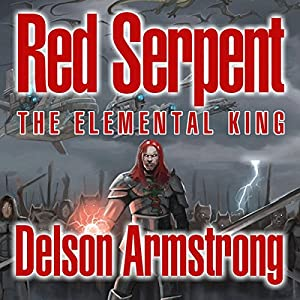 Red Serpent: The Elemental King Audiobook